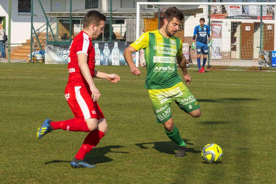 Mageres 2:2-Heimremis gegen Tabellenschlusslicht FC Lendorf (1:1)