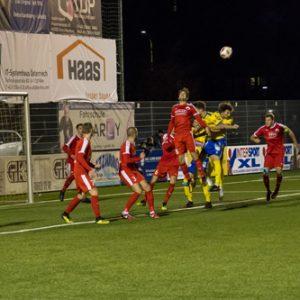 Verdientes 2:2-Auswärtsremis gegen DSC Deutschlandsberg (1:1)