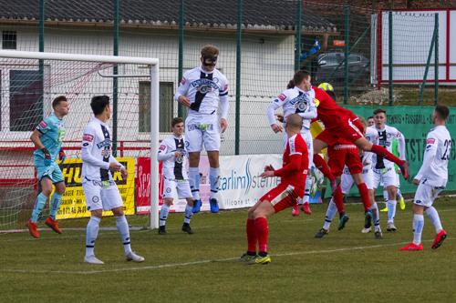 """""""VERPATZTER START IN DIE RÜCKRUNDE"""": 0:3-Heimniederlage gegen SK Sturm Graz Amateure (0:1)"""