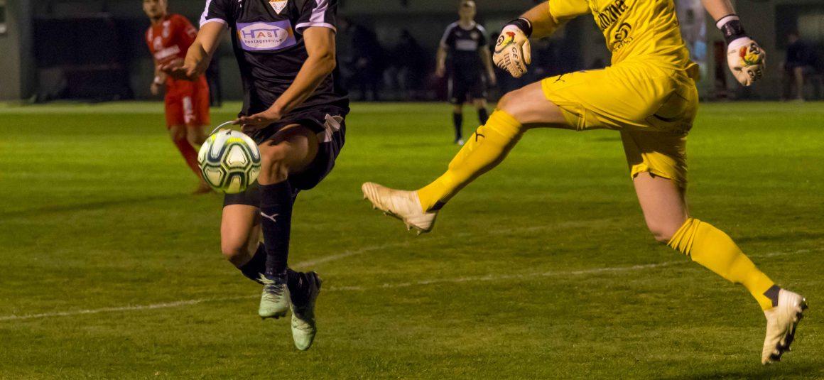 Später 0:1-Auswärtssieg gegen SC Kalsdorf (0:0)