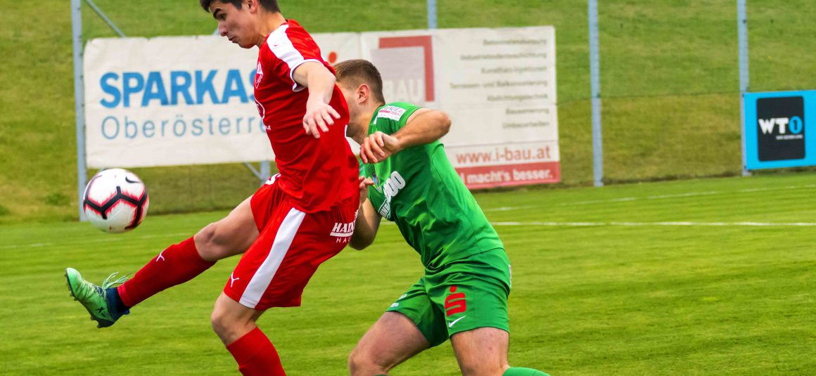 Mühsamer 0:1-Auswärtssieg im Derby gegen den FC Wels (0:0)