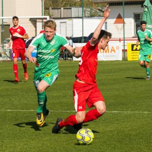 Verdienter 3:1-Heimsieg gegen den FC Gleisdorf 09 (1:1)