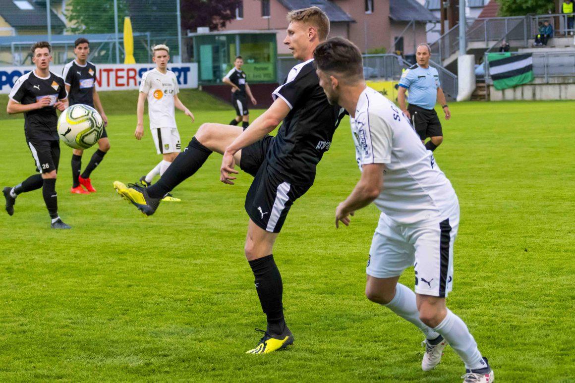 Fulminanter 2:3-Auswärtssieg gegen den SC Weiz (2:0)
