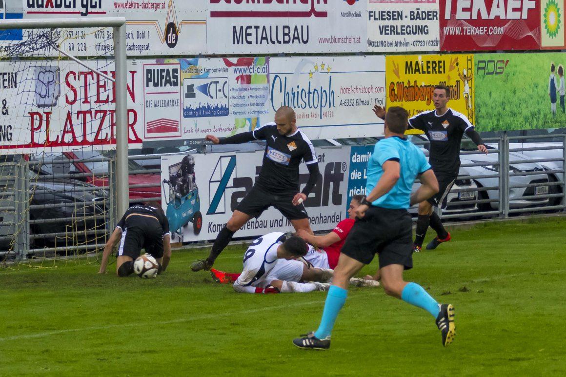 Bittere 5:0-Derbyniederlage gegen Union Gurten (2:0)