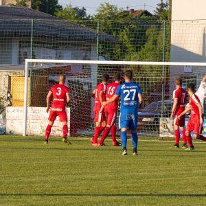 Verdienter 2:0-Derbysieg gegen WSC Hertha Wels (1:0)