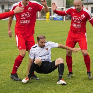 Gerechtes, torloses Heimremis gegen TUS Bad Gleichenberg (0:0)