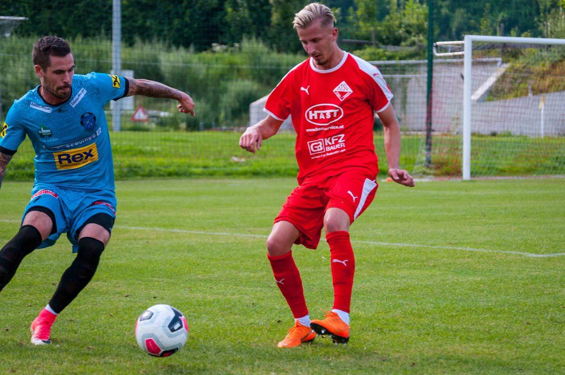 Unnötige 0:1-Heimniederlage gegen USV St. Anna/Aigen (0:0)