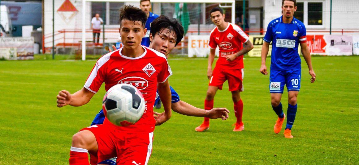 Bittere 2:3-Heimniederlage gegen den Aufsteiger ATSV Wolfsberg (2:0)