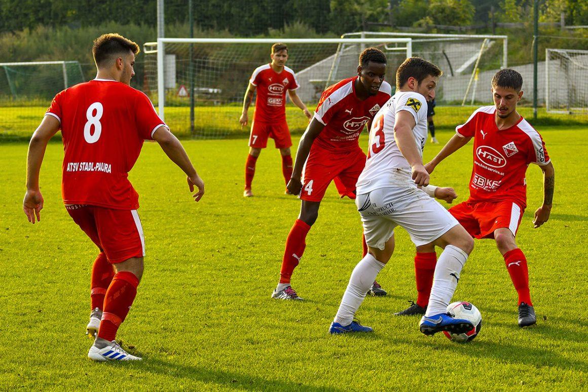 Bittere 1:3-Heimniederlage gegen SC Kalsdorf (0:2)